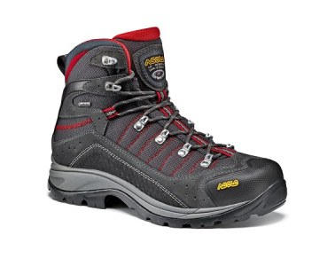 Asolo Drifter GV Bota Mountain Man MM Grafite Gunmetal