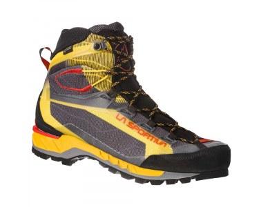 Bota de montanha La Sportiva Trango Tech GTX Black / Yellow