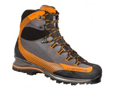 Bota de montanha La Sportiva Trango TRK Leather GTX Carbon / Pumkin