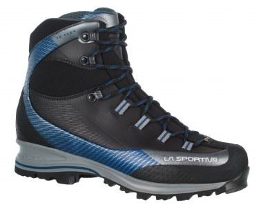 Bota de montanha La Sportiva Trango TRK Leather GTX Carbon / Dark Sea