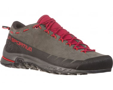 Sapatilhas de mulher La Sportiva TX 2 Leather Carbon / Beet