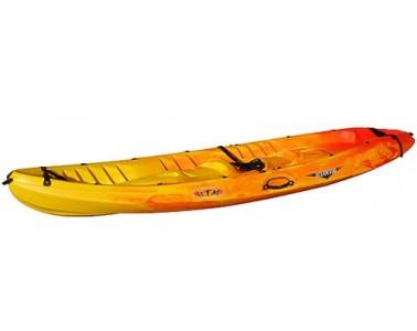 Kayak RTM Oceano Duo Pacote Rotomod cor sol