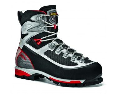 Asolo botas de montanha 6B + GV MM Man Nero Rosso